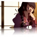 Screenshot Bakemonogatari