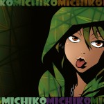 wallpaper michiko e hatchin