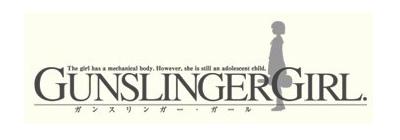 Gunslinger Girl Title