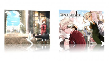 Gunslinger Girl Anime